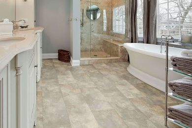 Flooring  –  Resilient   (  Residential  &  Commercial  )