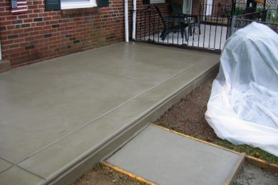 Concrete  Work  (  Residential,  Commercial,  Industrial  )