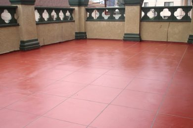 Concrete  Deck  Waterproofing  (  Residential  &  Commercial  )