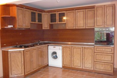 Cabinets  Installation  – Kitchen         (  Stock  –   Modular   –  Custom  )