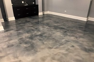 Epoxy  Flooring   (  Industrial,  Commercial,  Residential  )