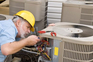 HVAC  Services   (  Residential,  Commercial  & Industrial  )